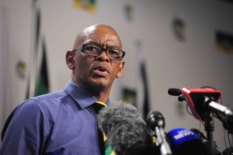 Integrity Commission Report Magashule