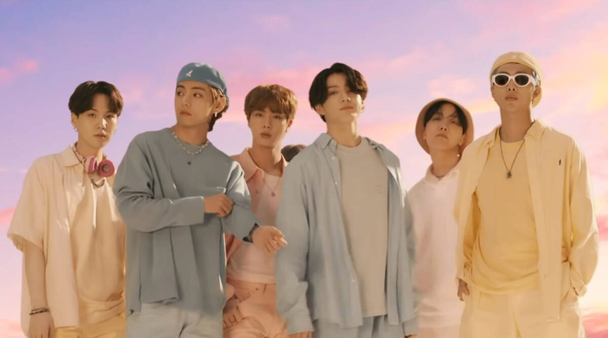 BTS dynamite outfits